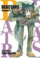 BEASTARS, Vol. 4 1974708012 Book Cover