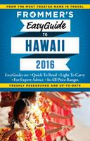 Frommer's EasyGuide to Hawaii 2016 1628871784 Book Cover