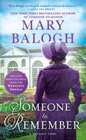 Someone to Remember 0593099737 Book Cover