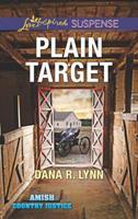 Plain Target 0373457022 Book Cover