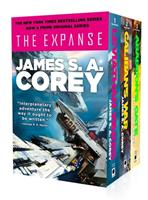 The Expanse: Leviathan Wakes / Caliban's War / Abaddon's Gate 0316311294 Book Cover