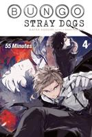 55Minutes [Bung Stray Dogs 55 Minutes] 1975303288 Book Cover
