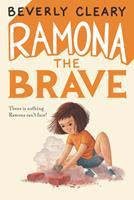 Ramona the Brave 0380709597 Book Cover
