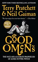 Good Omens: The Nice and Accurate Prophecies of Agnes Nutter, Witch 0062697250 Book Cover
