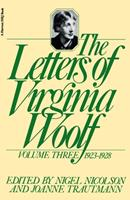 A Change of Perspective: The Letters of Virginia Woolf, Volume 3, 1923-1928 0151509263 Book Cover