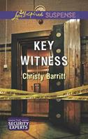 Key Witness 0373675488 Book Cover