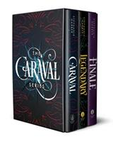 Caraval Boxed Set 1250225450 Book Cover