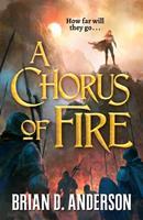 A Chorus of Fire 1250214661 Book Cover