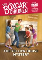 The Yellow House Mystery 0807593656 Book Cover