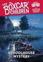 Schoolhouse Mystery 0590426753 Book Cover