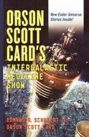 Orson Scott Card's InterGalactic Medicine Show 0765320002 Book Cover