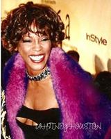 Whitney Houston Drawing Journal 0464040191 Book Cover