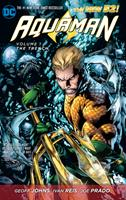 Aquaman, Volume 1: The Trench 140123710X Book Cover