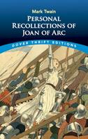 Personal Recollections of Joan of Arc 0898702682 Book Cover