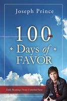 100 Days of Favor: Daily Readings From Unmerited Favor 1616384492 Book Cover