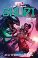 Shuri: A Black Panther Novel #3 1338766538 Book Cover