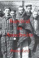 Survival in Auschwitz 0684826801 Book Cover