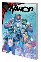 King in Black: Namor 1302928139 Book Cover
