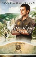 Yellowstone Deception 1479337757 Book Cover