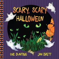 Scary, Scary Halloween 0590429108 Book Cover