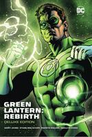 Green Lantern: Rebirth 1401204651 Book Cover