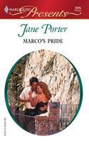 Marco's Pride 0373123752 Book Cover