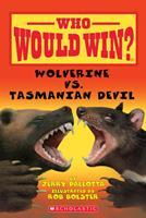 Wolverine vs. Tasmanian Devil 0545451892 Book Cover