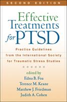 Effective Treatments for PTSD: Practice Guidelines from the International Society for Traumatic Stress Studies 1572305843 Book Cover