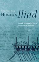 Selections from Homer's Iliad 0806133635 Book Cover