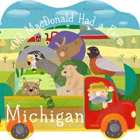 Old MacDonald Had a Farm in Michigan 1641706511 Book Cover