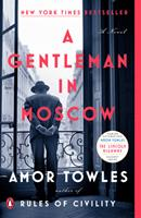A Gentleman in Moscow 0143110438 Book Cover