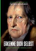 """""""erkenne Dich Selbst"""" - Hegels Theorie Der Persnlichkeit 3347034384 Book Cover"""