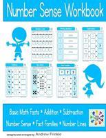 Number Sense Workbook 1508620024 Book Cover