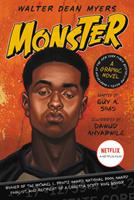 Monster: A Graphic Novel 0062275003 Book Cover