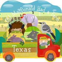 Old MacDonald Had a Farm in Texas 164170442X Book Cover