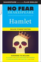 Hamlet: No Fear Shakespeare Deluxe Student Edition 1411479645 Book Cover