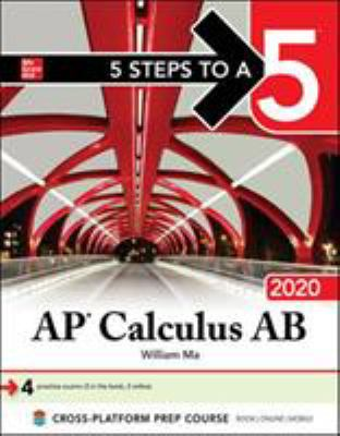 Paperback 5 Steps to a 5: AP Calculus AB 2020 Book