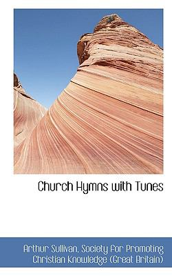 Paperback Church Hymns with Tunes Book