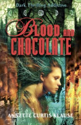 Paperback Blood and Chocolate Book