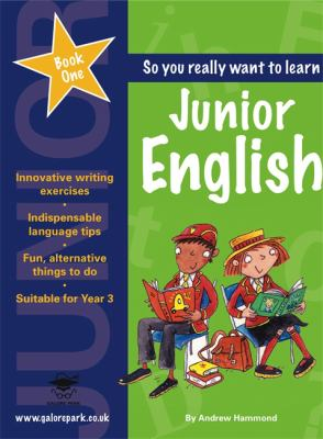 Junior English Book 1 - Hammond, Andrew
