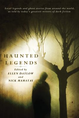 Paperback Haunted Legends Book
