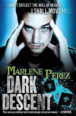 Dark Descent - Book #2 of the Nyx Fortuna