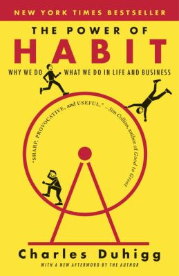 Paperback The Power of Habit : Why We Do What We Do in Life and Business Book