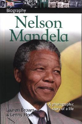 Nelson Mandela - Book  of the DK Biography