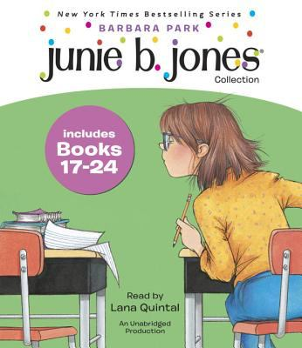 Junie B. Jones #17-24 - Book  of the Junie B. Jones