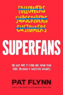 Hardcover Superfans Book