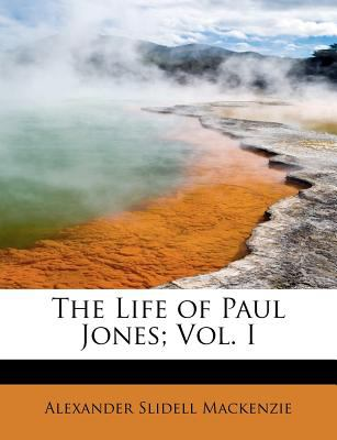 Paperback The Life of Paul Jones; Book