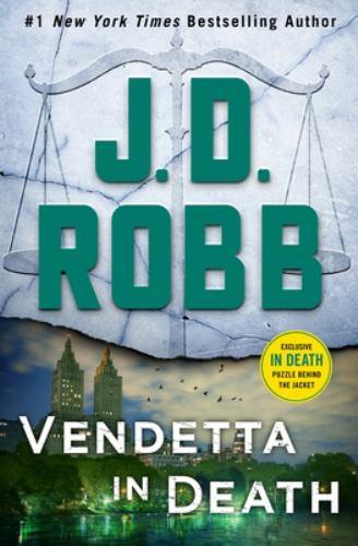 Hardcover Vendetta in Death : An Eve Dallas Novel (in Death, Book 49) Book