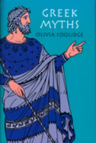 Paperback Greek Myths Book