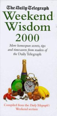 "Hardcover The "" Daily Telegraph"" Book of Weekend Wisdom (The ""Daily Telegraph"") (""Daily Telegraph"" Books) Book"